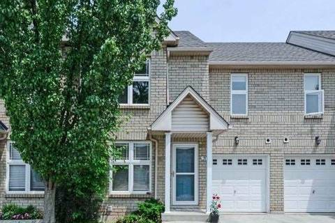 Condo for sale at 2189 Postmaster Dr Unit 20 Oakville Ontario - MLS: W4512365