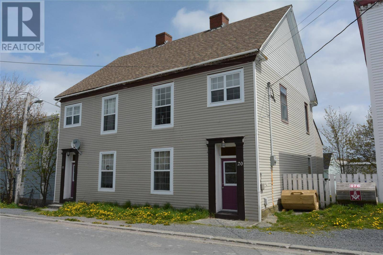 House for sale at 20 Victoria St Harbour Grace Newfoundland - MLS: 1192041
