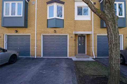 Townhouse for rent at 2300 Brays Ln Unit 20 Oakville Ontario - MLS: W4735689