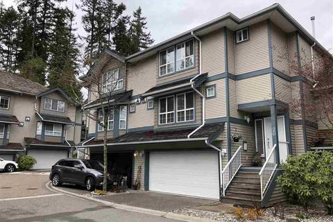 Townhouse for sale at 241 Parkside Dr Unit 20 Port Moody British Columbia - MLS: R2357135