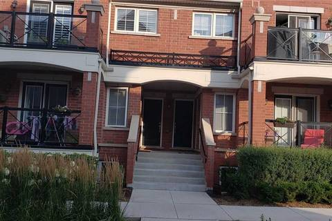 Apartment for rent at 2480 Post Rd Unit 20 Oakville Ontario - MLS: W4645566