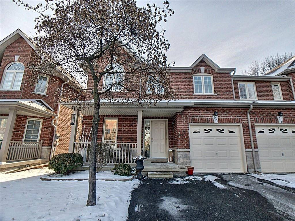 House for sale at 25 Hamilton St S Unit 20 Waterdown Ontario - MLS: H4070150