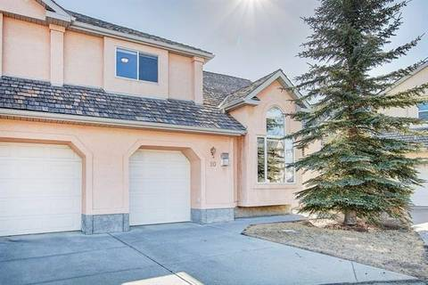 Townhouse for sale at 26 Quigley Dr Unit 20 Cochrane Alberta - MLS: C4237004