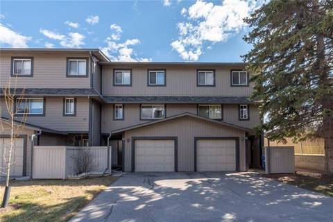 Townhouse for sale at 27 Silver Springs Dr Northwest Unit 20 Calgary Alberta - MLS: C4244385