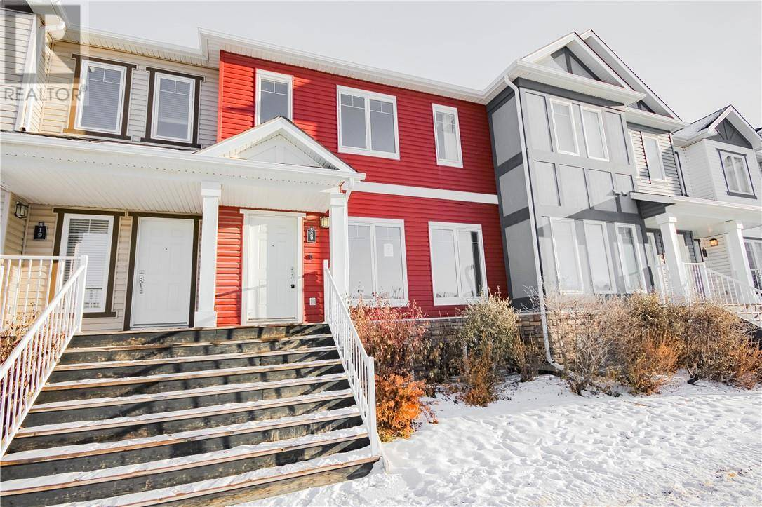 Townhouse for sale at 300 Sparrow Hawk Dr Unit 20 Fort Mcmurray Alberta - MLS: fm0183909