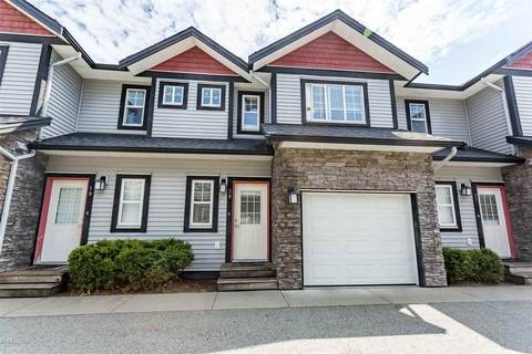 Townhouse for sale at 31235 Upper Maclure Rd Unit 20 Abbotsford British Columbia - MLS: R2397547