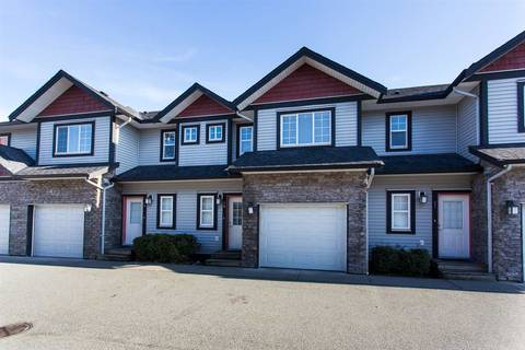 Townhouse for sale at 31235 Upper Maclure Rd Unit 20 Abbotsford British Columbia - MLS: R2420615