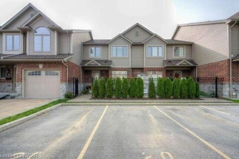 Townhouse for sale at 3399 Castlerock Pl Unit 20 London Ontario - MLS: 40047073
