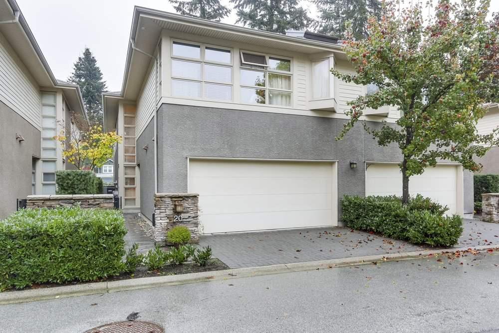 Buliding: 3750 Edgemont Boulevard, North Vancouver, BC