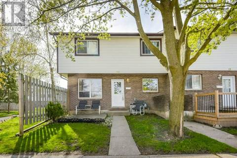 Townhouse for sale at 445 Pioneer Dr Unit 20 Kitchener Ontario - MLS: 30735879