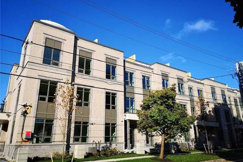 Apartment for rent at 52 Holmes Ave Unit #20 Toronto Ontario - MLS: C4648982