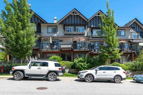 Townhouse for sale at 55 Hawthorn Dr Unit 20 Port Moody British Columbia - MLS: R2403254