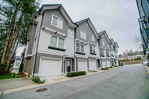 Townhouse for sale at 6089 144 St Unit 20 Surrey British Columbia - MLS: R2435606