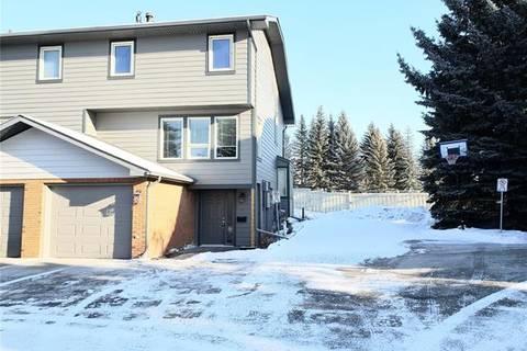 Townhouse for sale at 64 Woodacres Cres Southwest Unit 20 Calgary Alberta - MLS: C4281931