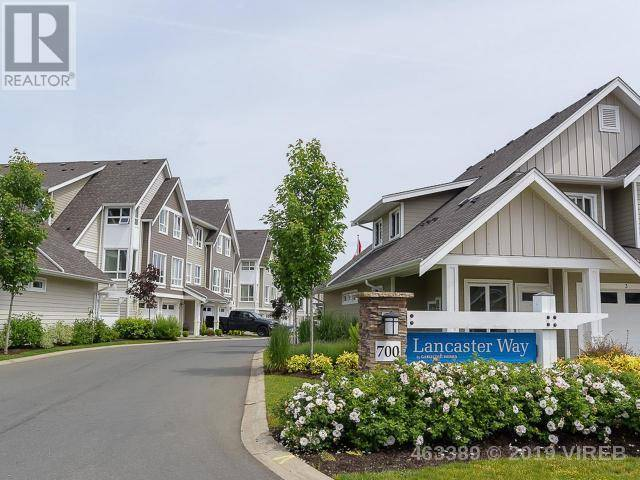 Townhouse for sale at 700 Lancaster Wy Unit 20 Comox British Columbia - MLS: 463389