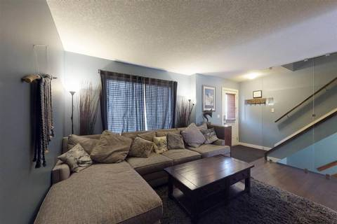 Townhouse for sale at 7289 South Terwillegar Dr Nw Unit 20 Edmonton Alberta - MLS: E4143419