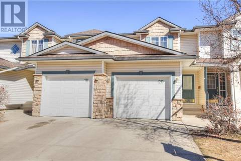Townhouse for sale at 73 Addington Dr Unit 20 Red Deer Alberta - MLS: ca0161963