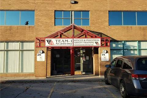 Commercial property for lease at 760 Pacific Rd Apartment 20 Oakville Ontario - MLS: W4612964