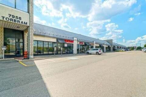 Commercial property for lease at 7956 Torbram Rd Apartment 20 Brampton Ontario - MLS: W4770242