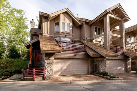 Townhouse for sale at 8030 Nicklaus North Blvd Unit 20 Whistler British Columbia - MLS: R2379544