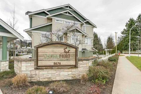 Townhouse for sale at 8676 158 St Unit 20 Surrey British Columbia - MLS: R2388409