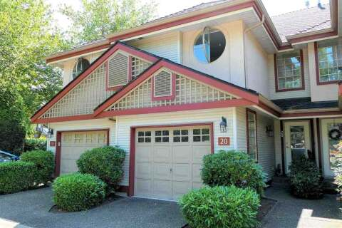 Townhouse for sale at 8855 212 St Unit 20 Langley British Columbia - MLS: R2482334