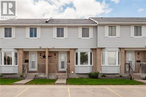 Townhouse for sale at 90 Ferman Dr Unit 20 Guelph Ontario - MLS: 30729385