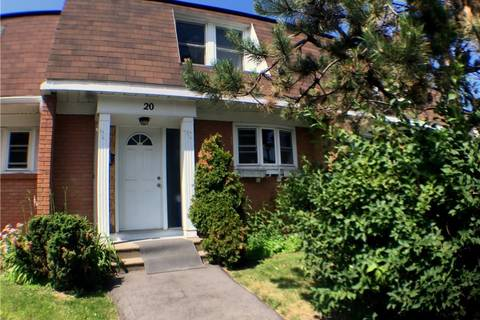Townhouse for sale at 920 Dynes Rd Unit 20 Ottawa Ontario - MLS: 1150613