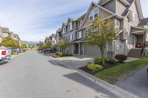 Townhouse for sale at 9232 Woodbine St Unit 20 Chilliwack British Columbia - MLS: R2360858