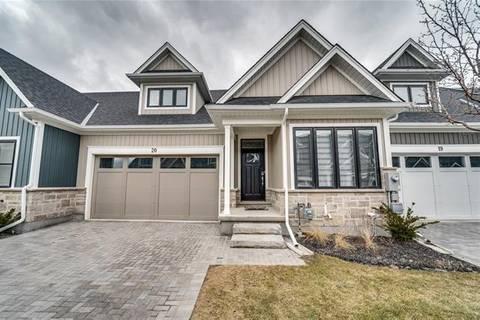 Townhouse for sale at 9245 Shoveller Dr Unit 20 Niagara Falls Ontario - MLS: 30749393