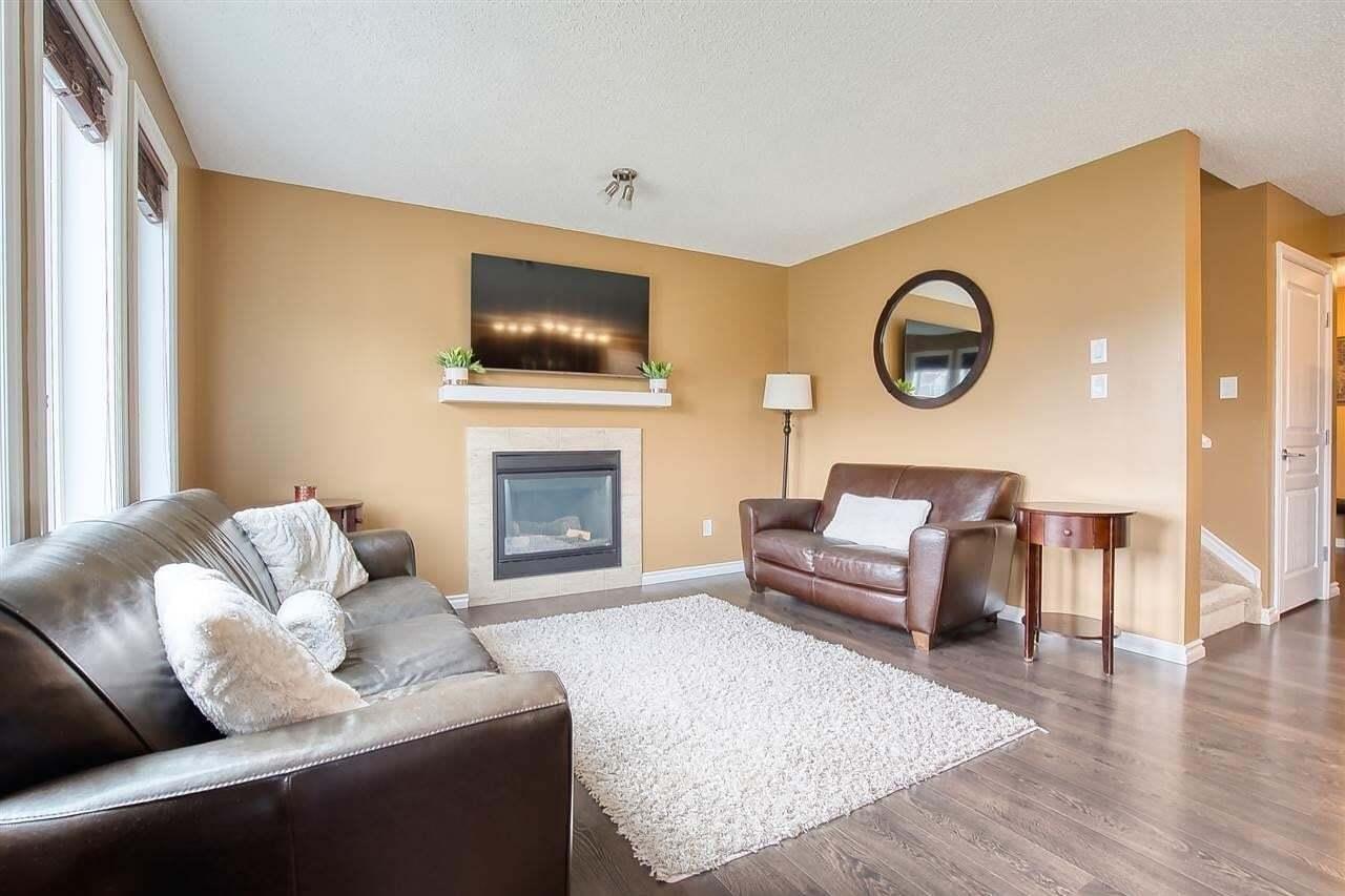 Townhouse for sale at 9350 211 St NW Unit 20 Edmonton Alberta - MLS: E4204799