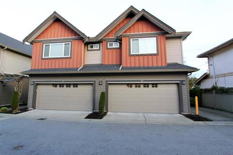 Townhouse for sale at 9699 Sills Ave Unit 20 Richmond British Columbia - MLS: R2399853