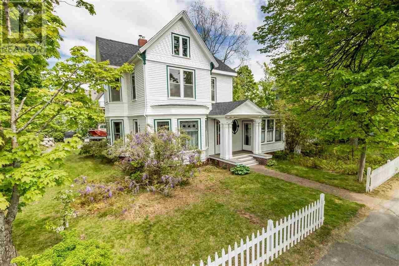 Home for sale at 20 Acadia St Wolfville Nova Scotia - MLS: 202011702