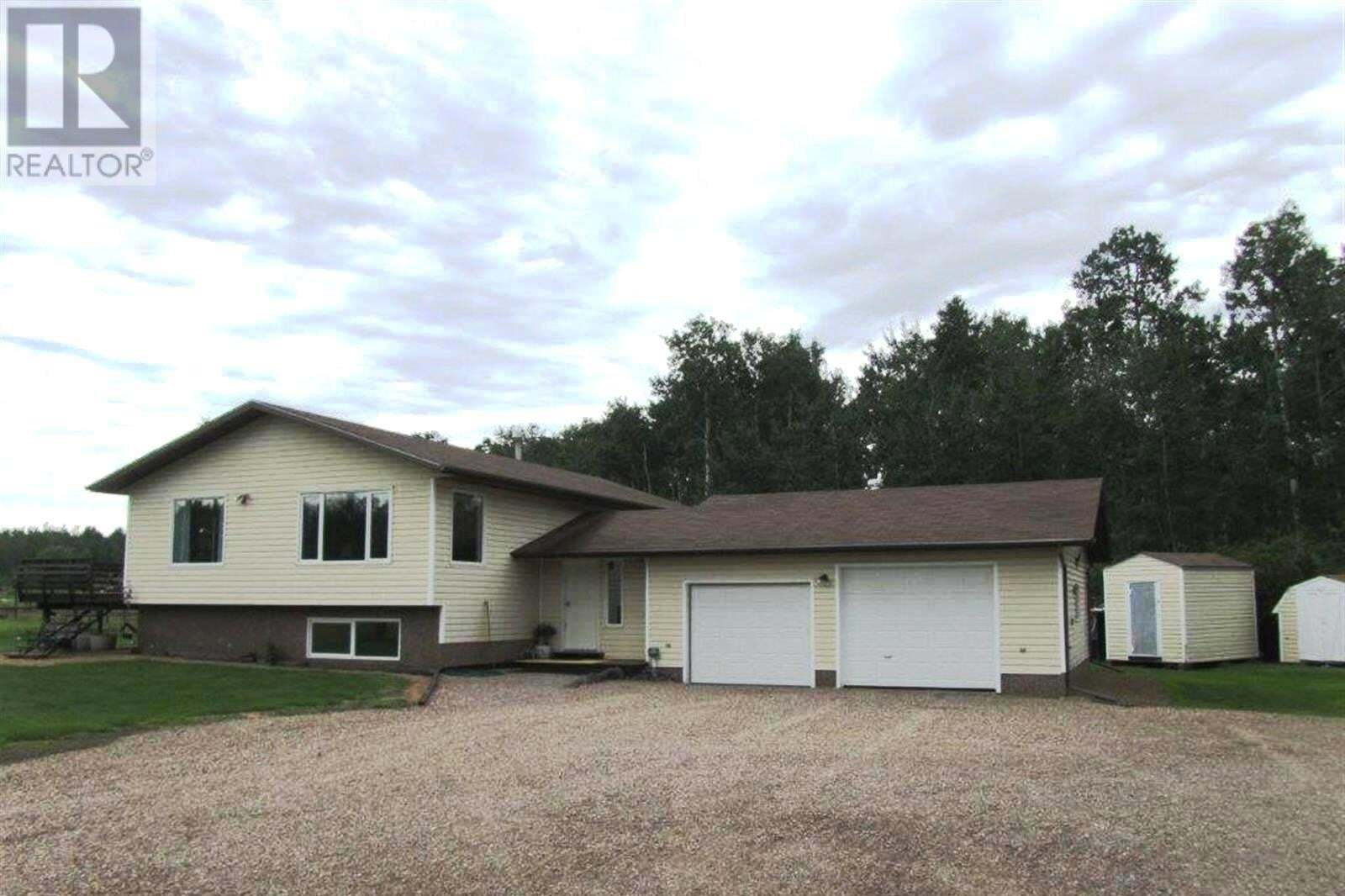 House for sale at 20 Acres, 12 Kms South Of Meadow Lk Meadow Lake Rm No.588 Saskatchewan - MLS: SK818417