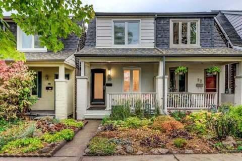 Townhouse for sale at 20 Aldridge Ave Toronto Ontario - MLS: E4961144