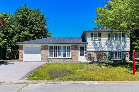 House for sale at 20 Allendale Rd Brampton Ontario - MLS: W4816663