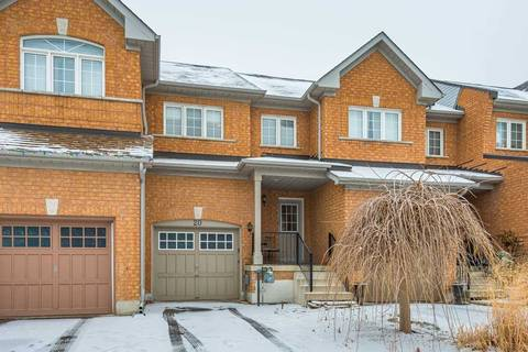 Townhouse for sale at 20 Amulet Cres Richmond Hill Ontario - MLS: N4668158