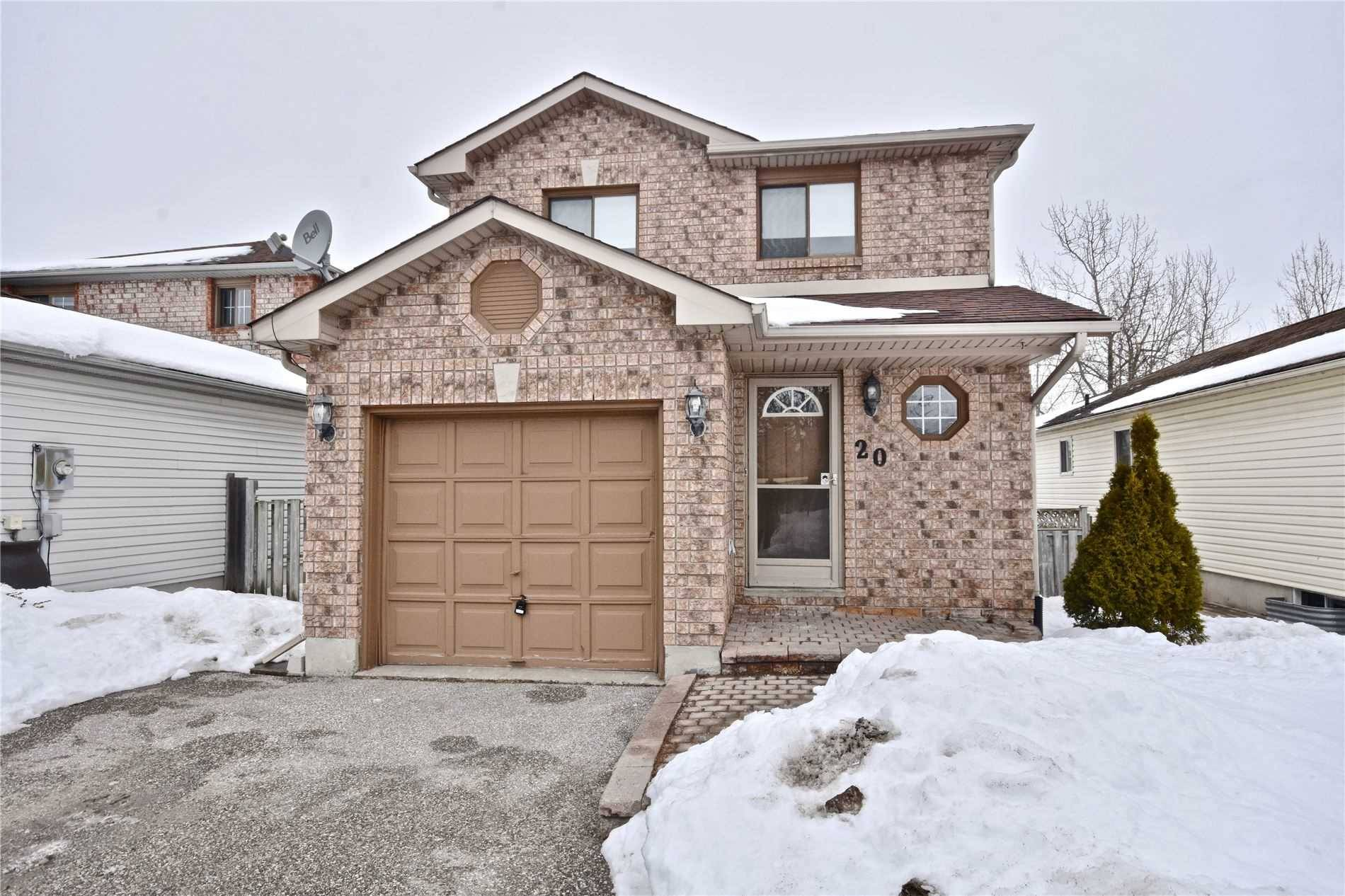 House for sale at 20 Arthur Ave Barrie Ontario - MLS: S4704360