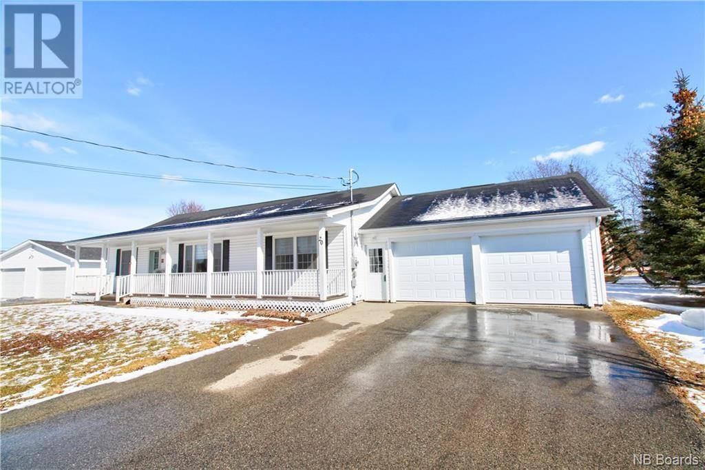 House for sale at 20 Aspen Ct Sussex New Brunswick - MLS: NB042210