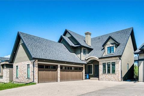 House for sale at 20 Aspen Meadows Manr Southwest Calgary Alberta - MLS: C4254753