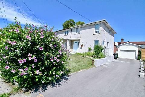 Townhouse for sale at 20 Athenia Ct Toronto Ontario - MLS: E4547216