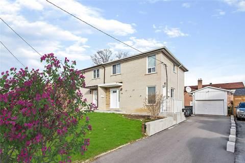 Townhouse for sale at 20 Athenia Ct Toronto Ontario - MLS: E4649665