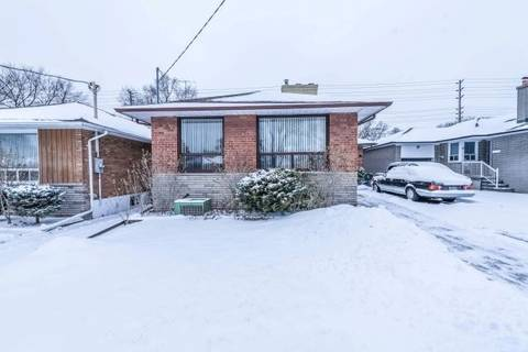 House for sale at 20 Bairstow Cres Toronto Ontario - MLS: W4689006