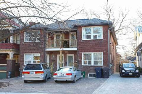 Townhouse for rent at 20 Balsam Ave Toronto Ontario - MLS: E4776561