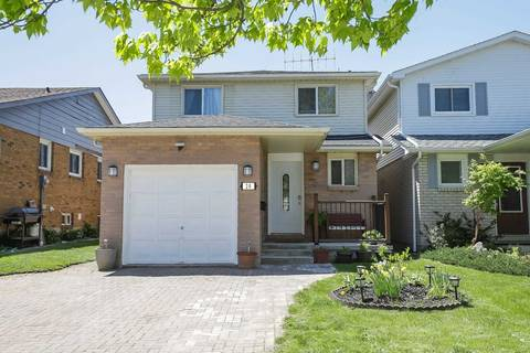 House for sale at 20 Baxter Cres Thorold Ontario - MLS: X4460364