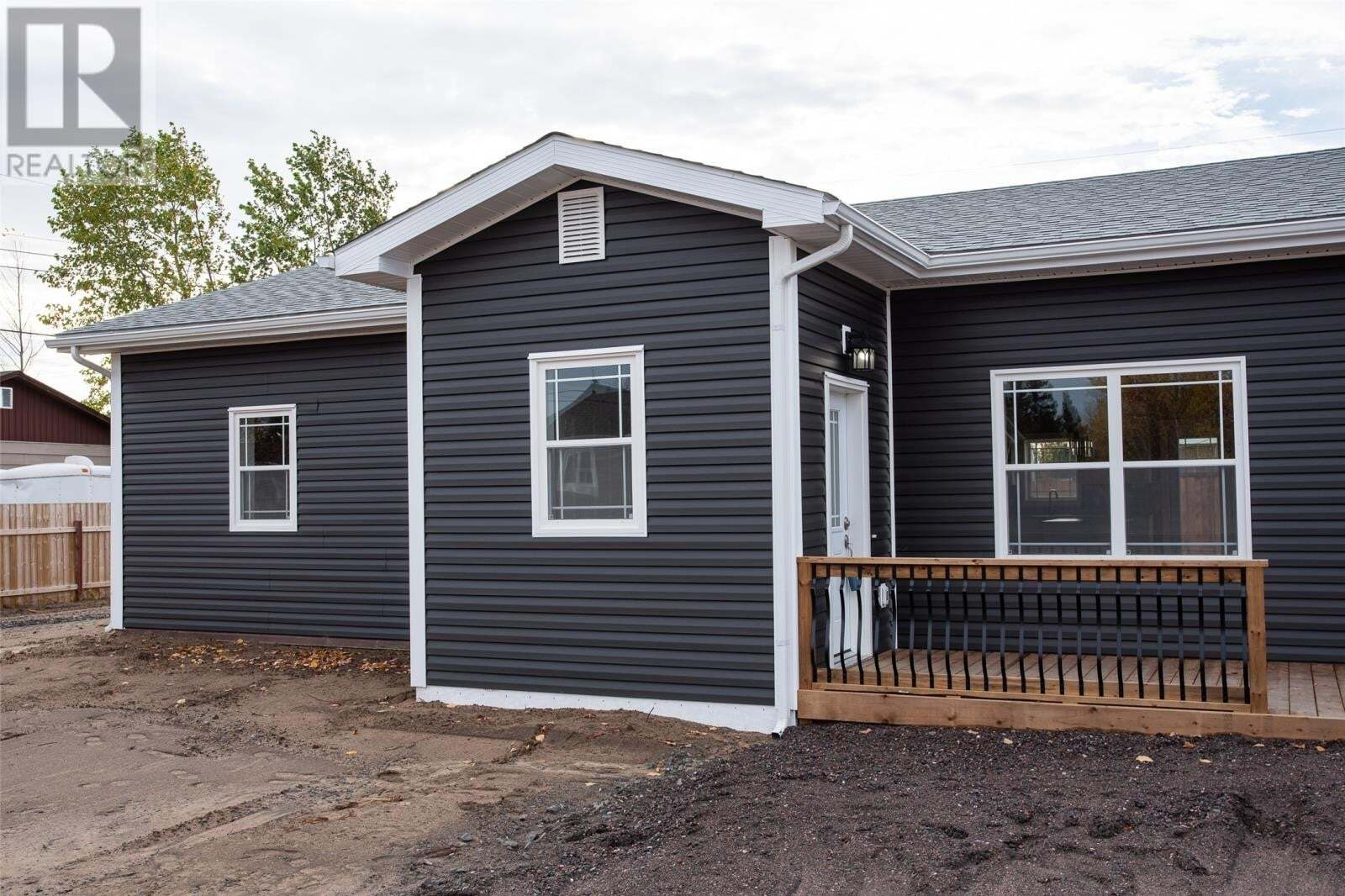 House for sale at 20 Bay Cres Happy Valley-goose Bay Newfoundland - MLS: 1222528