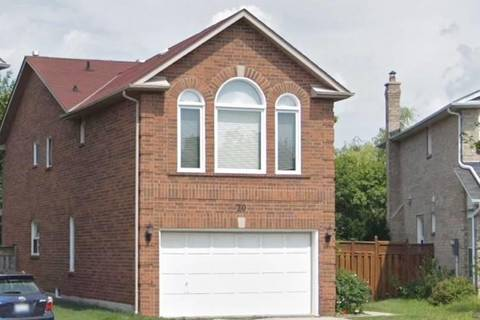 House for sale at 20 Bayel Cres Richmond Hill Ontario - MLS: N4423002