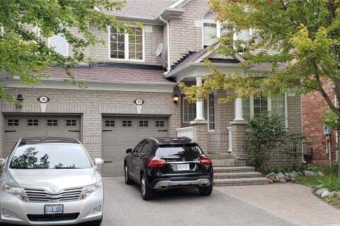 Townhouse for rent at 20 Bern St Markham Ontario - MLS: N4904249