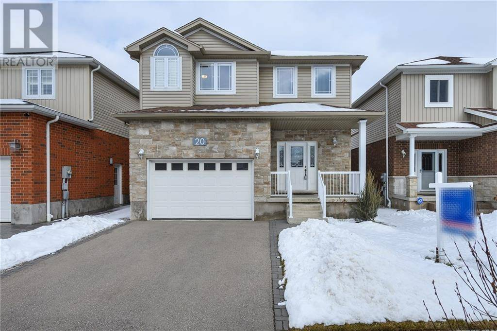 House for sale at 20 Billington St Cambridge Ontario - MLS: 30790357
