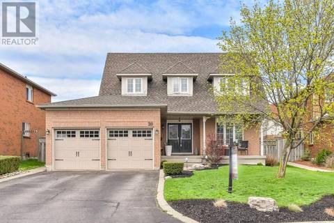 House for sale at 20 Bird Ct Cambridge Ontario - MLS: 30733643